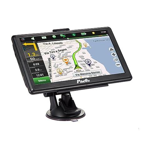 Amazon.com: Navegación GPS para coche, 800 x 480, 7-Inch ...