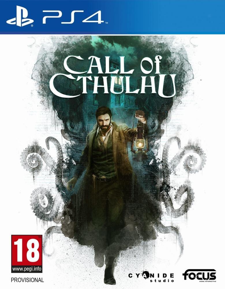 Call of Cthulhu - PS4 : Le Jeu Vidéo Officiel  | Cyanide. Programmeur