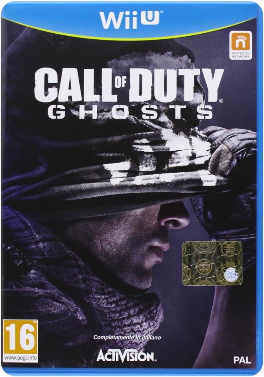 Activision Call of Duty - Juego (Wii U, Wii U, FPS (Disparos en primera persona), RP (Clasificación pendiente))