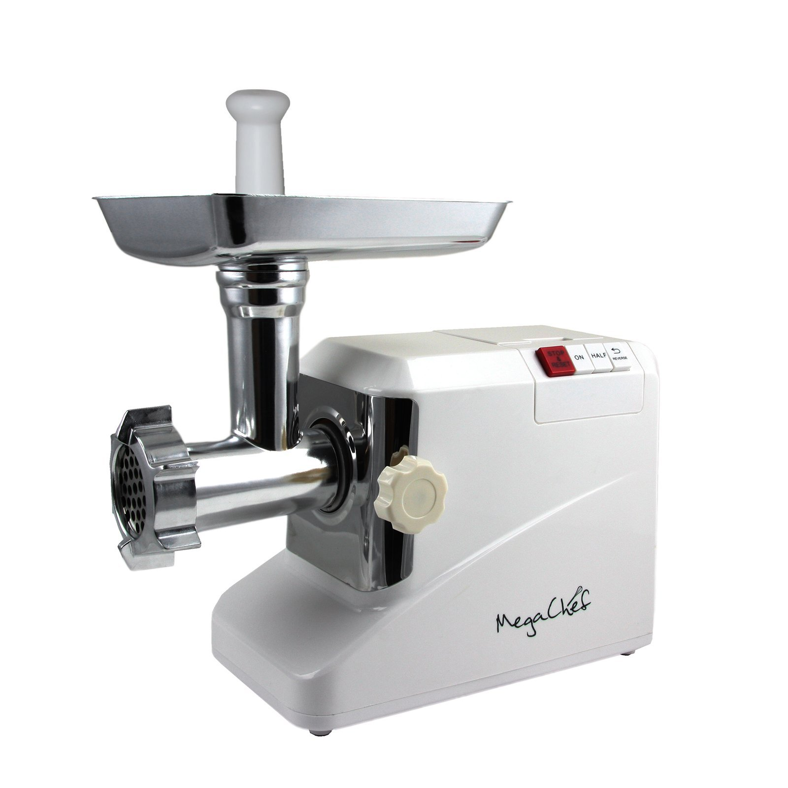 Megachef 1800W Automatic Meat Grinder for Household Use by Megachef