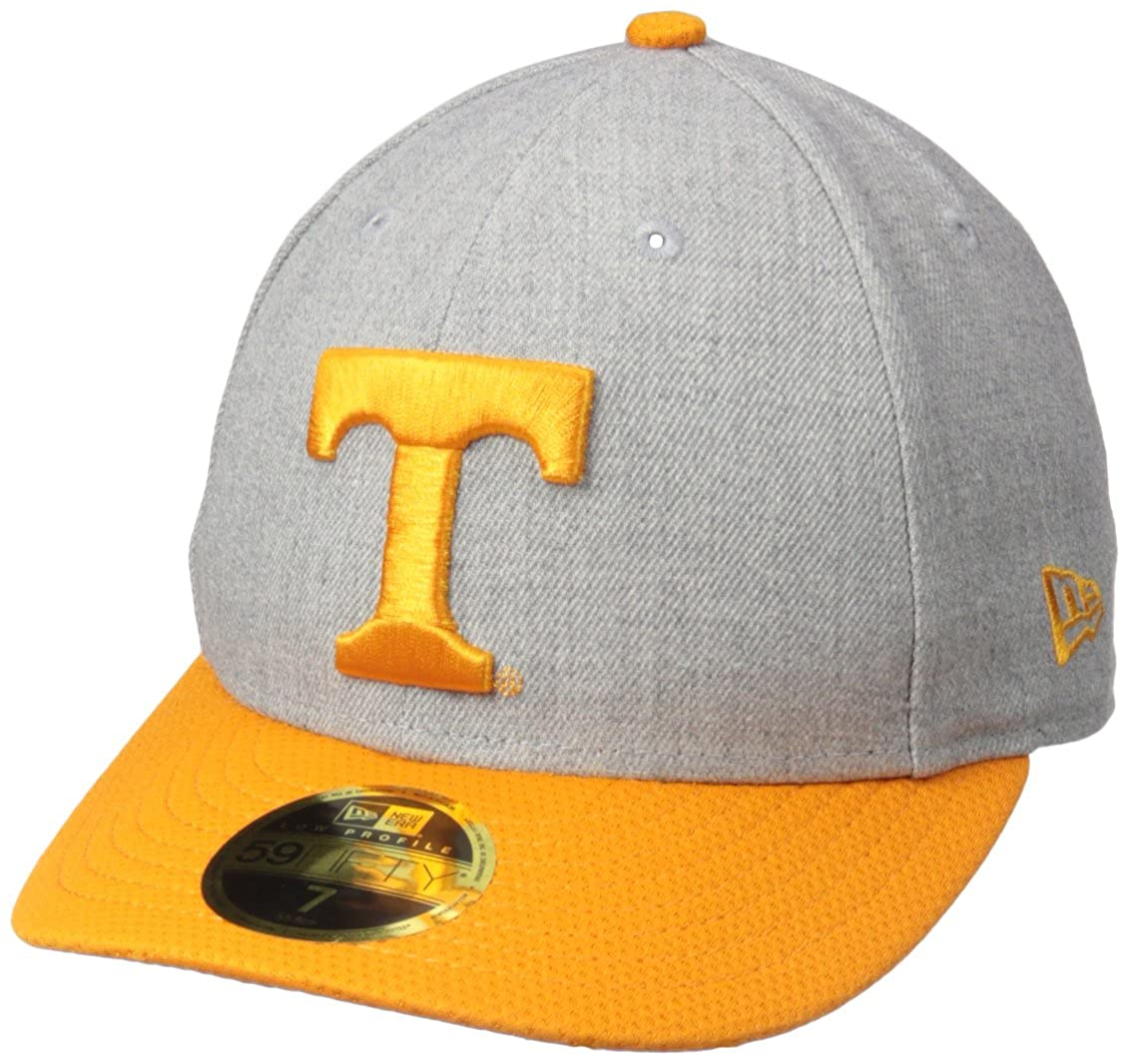 huge discount 507bd 4cae6 Amazon.com   New Era NCAA Adult Change Up Redux Low Profile 59FIFTY Fitted  Cap   Sports   Outdoors