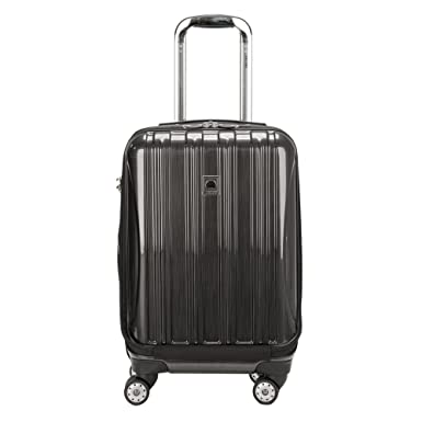 fc6675c50 Amazon.com | DELSEY Paris Carry-On International, Brushed Charcoal ...