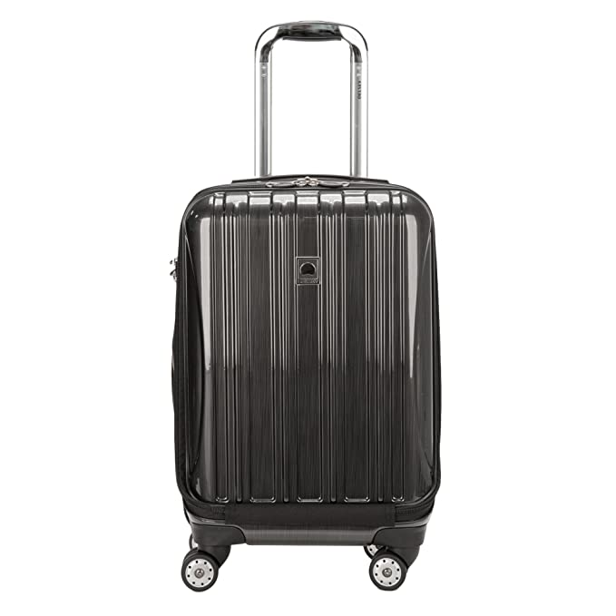 The DELSEY Paris Helium Aero Hardside Luggage travel product recommended by Michelle Jensen on Lifney.