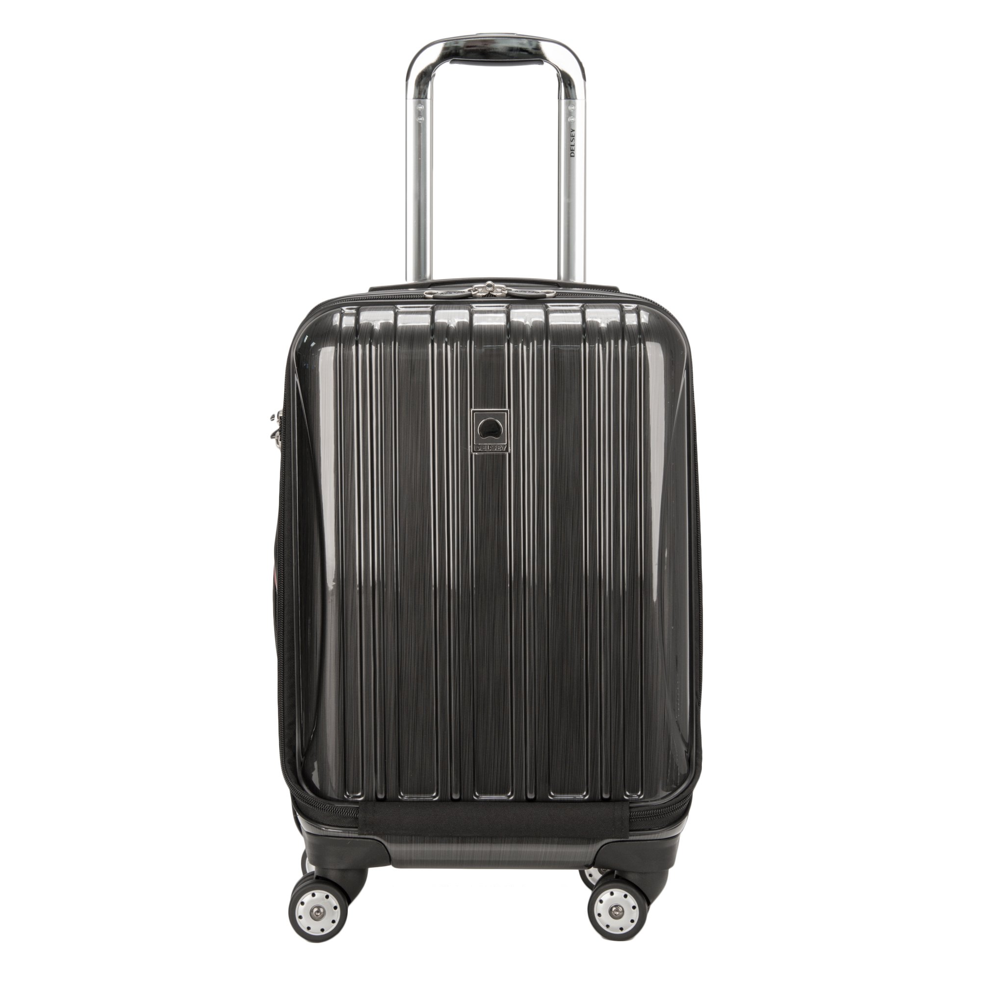 DELSEY Paris Luggage Carry-On International (<20''), Brushed Charcoal