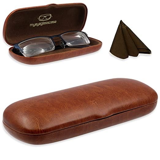 f58ae2225bbc MyEyeglassCase Hard eyeglass case for men