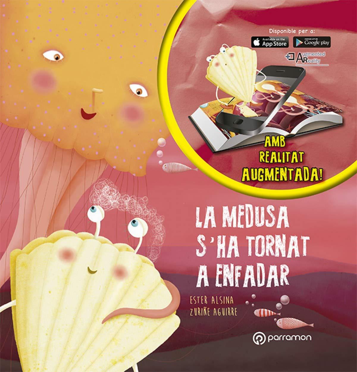 La medusa s'ha tornat a enfadar Contes per emocionar-se: Amazon.es: Alsina  Arqués, Ester, Aguirre Lamas, Zuriñe: Libros