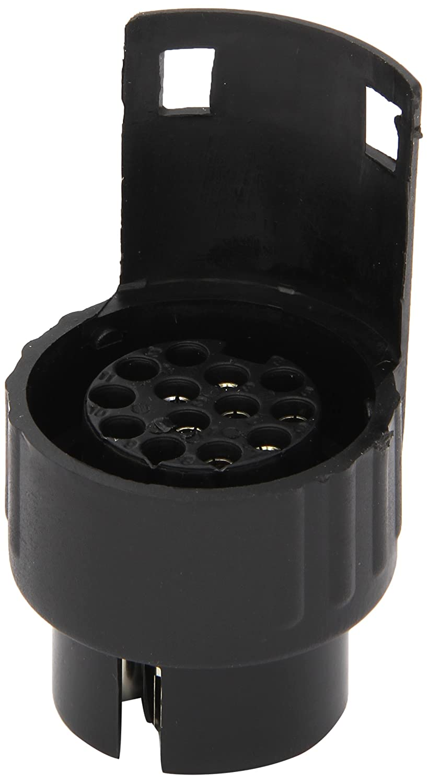 Enchufe de remolques Ring Automotive A0036 12N, 7 clavijas, adaptador para 13 clavijas