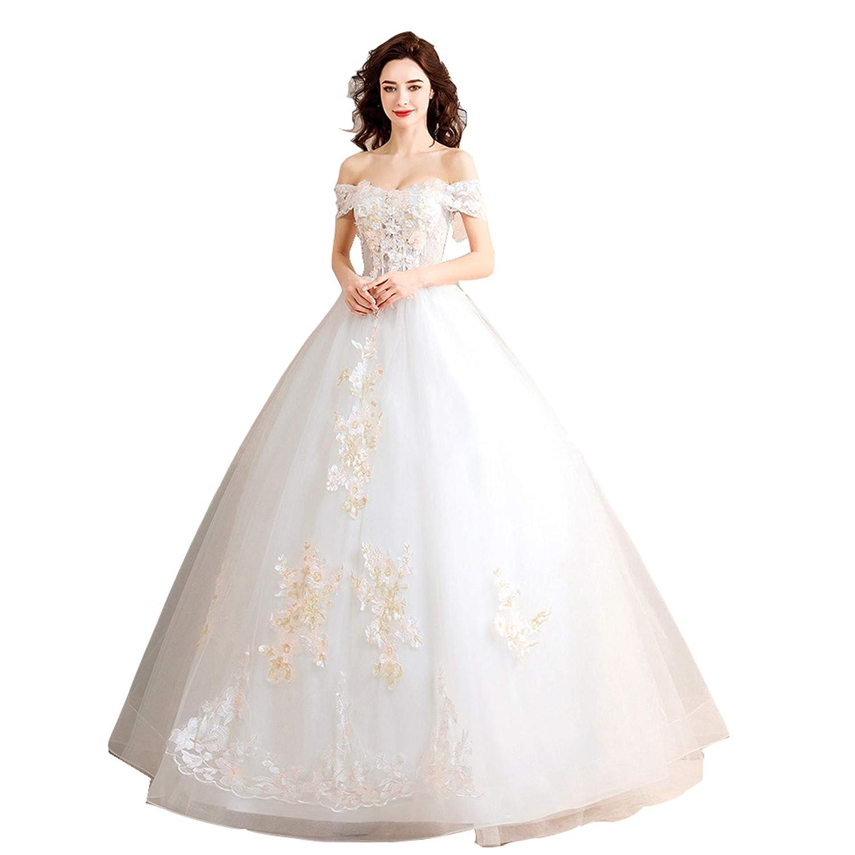 64e35a36338 Off One Shoulder Wedding Dresses