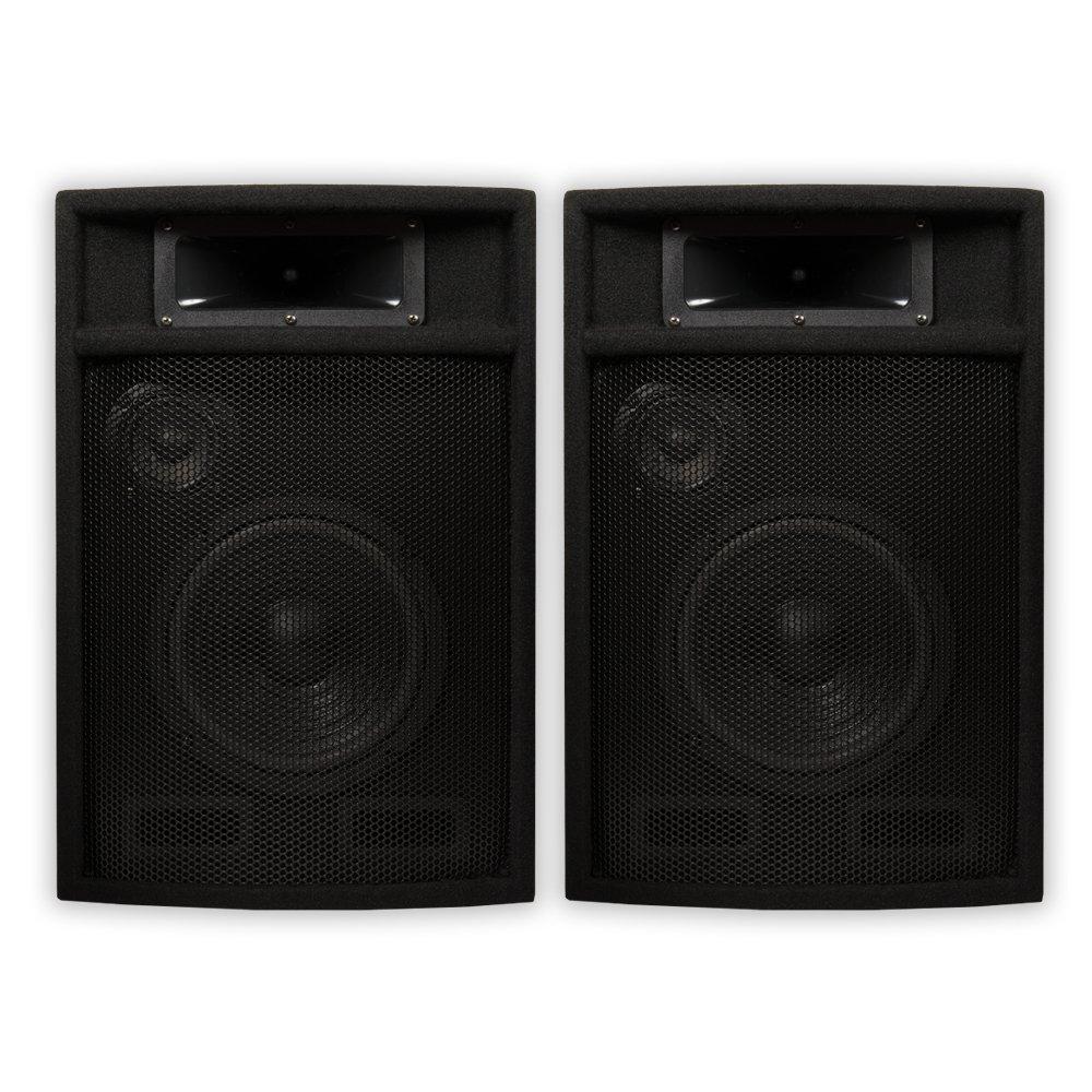 Acoustic Audio by Goldwood Studio Monitor, Black (PA-380X) by Acoustic Audio by Goldwood