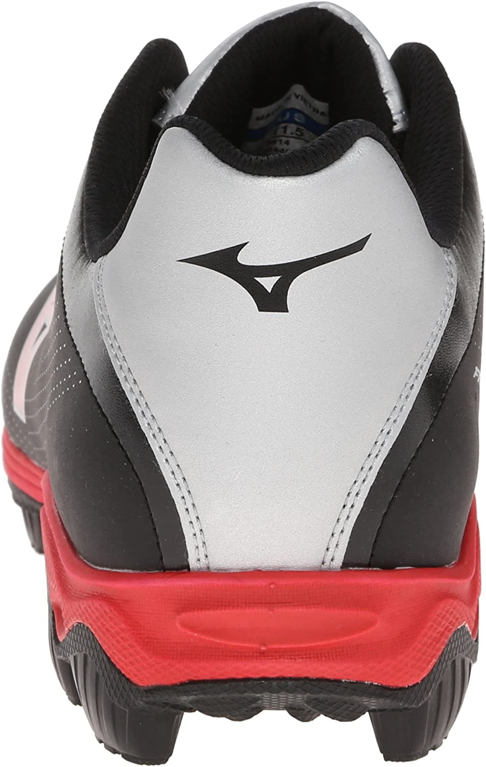 Mizuno Mens 9-Spike Franchise 7 Low Baseball Cleat