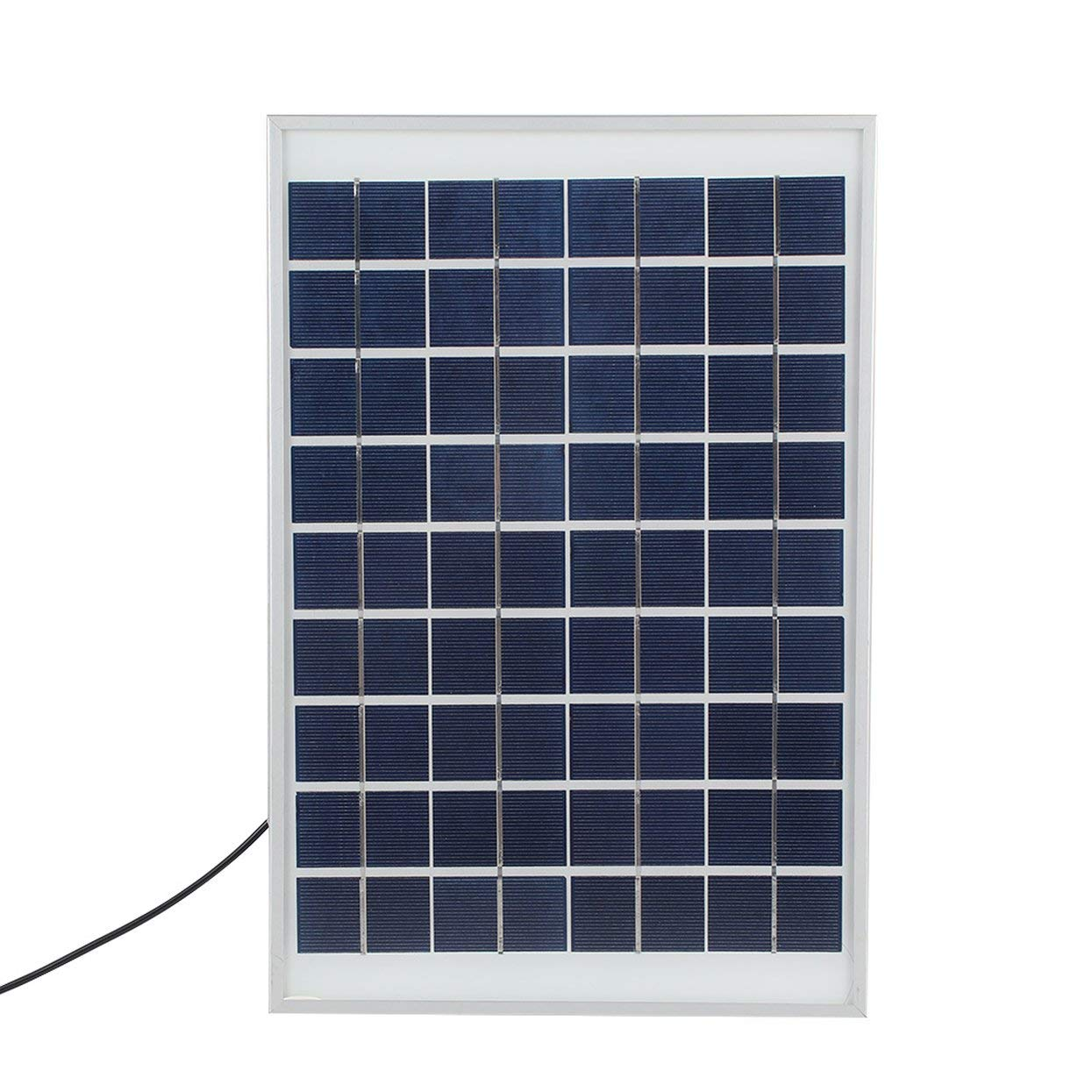 Portable Solar Panel Power Storage Generator LED Light 4 USB Charger Home System by Foreverharbor (Image #7)