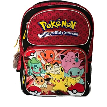 Pokemon Backpack Bag - Not Machine Specific  Amazon.ca  Toys   Games f8f7f771b7ae4