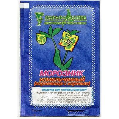 Rhizoma Cum Radicibus Hellebori - Herbs of Hellebore 10 G: Health & Personal Care