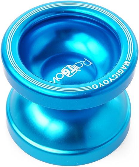 XCSOURCE/® YoYo M/ágico Original Profesional Aluminio N5 5 Cuerdas y Guante TH006