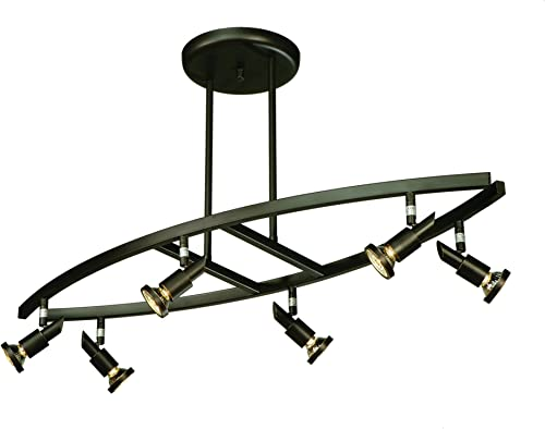 Artcraft Lighting Shuttle 6-Light Chandelier