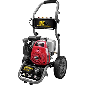 amazoncom  pressure beha gas powered pressure washer gc psi  gpm industrial