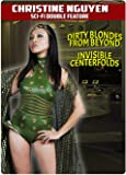 CHRISTINE NGUYEN SCIFI DOUBLE FEATURE - DIRTY BLONDES FROM BEYOND - INVISIBLE CENTERFOLDS