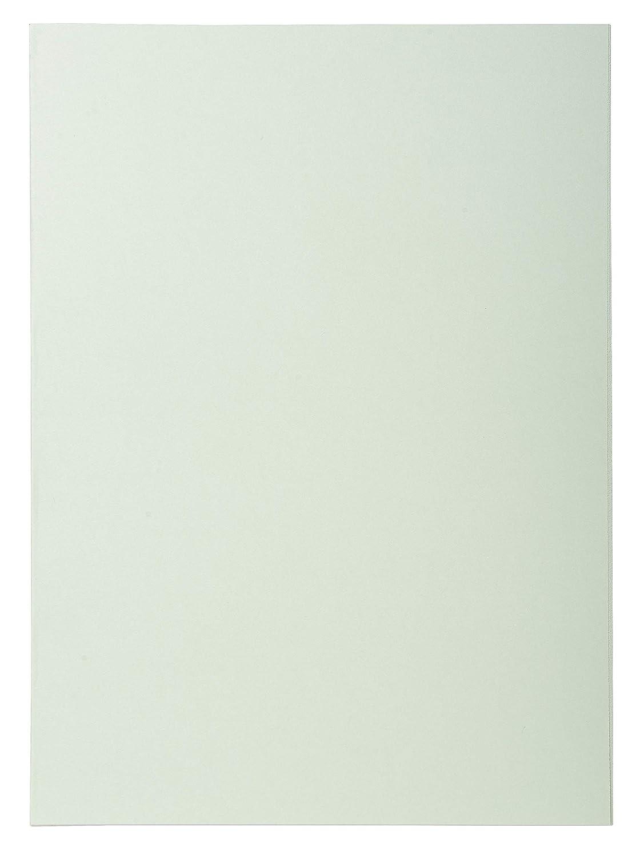 Exacompta SUPER 60 Pack de 100 Sous-Chemises pour A4 22 x 31 cm Bulle Ivoire