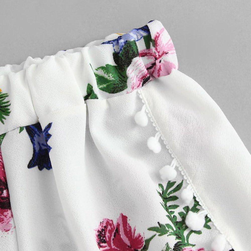 Women Shorts Floral Striped Tassels High Waist Summer Beach Shorts Hot Shorts Casual Yoga Sport Shorts Short Pants