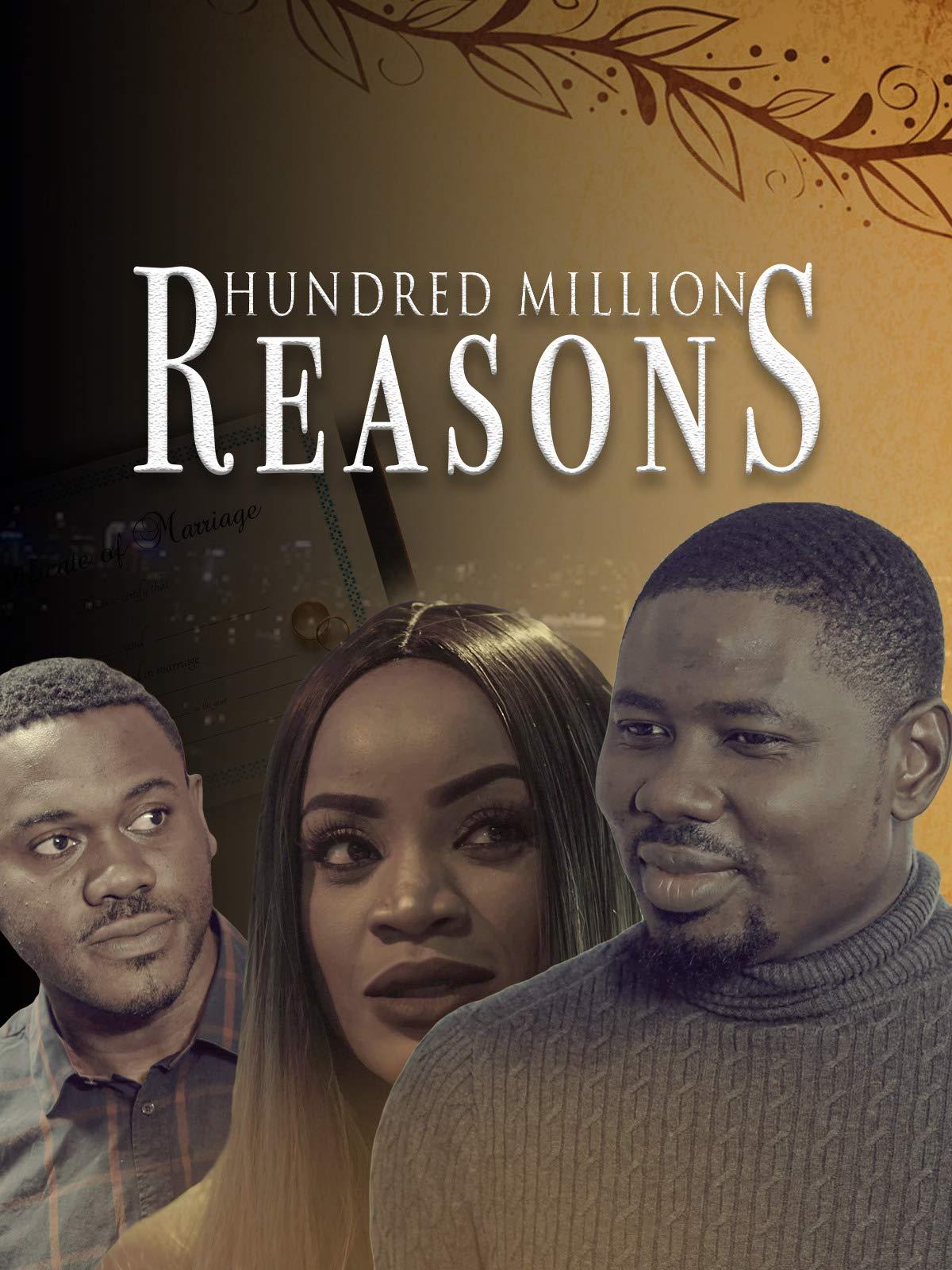 100 Million Reason on Amazon Prime Video UK