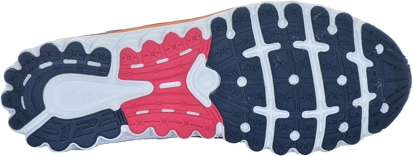 Brooks Mujer Glycerin 12 Zapatillas de Deporte, Color Gris, Talla 40.5 EU: Amazon.es: Zapatos y complementos