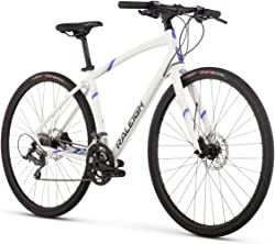 Raleigh Alysa 3 Urban Fitness Hybrid bike
