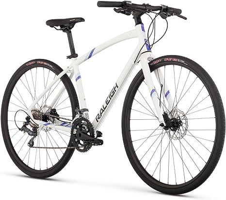 Raleigh Bikes Alysa 3 Bicicleta urbana de fitness para mujer: Amazon.es: Deportes y aire libre