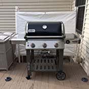 Amazon.com: Parrilla Gas Natural Weber Genesis E-310, Gas ...