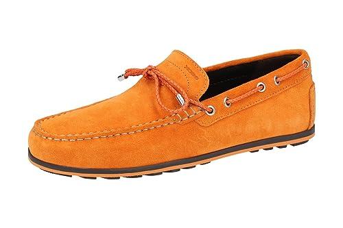 Geox U824LB 00022 C7012 - Mocasines de Piel para Hombre: Amazon.es: Zapatos y complementos