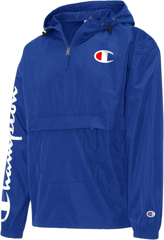 Champion Herren Packable Jacket Jacke