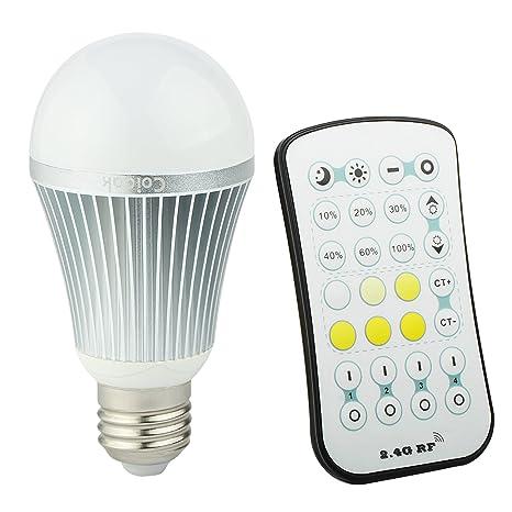 Bombilla decorativa con efecto titileo retro, Coidak LED, casquillo E27, llama, bombilla, efecto simulado de lámpara ...