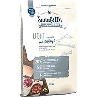 Sanabelle Light   Droog kattenvoer met verlaagd energiegehalte voor katten met overgewicht   1 x 10 kg
