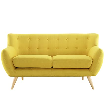 Best Amazon.com: Modway Remark Mid-Century Modern Loveseat With  HT43