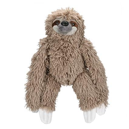Amazon Com Fineser Three Toed Sloth Plush Stuffed Animal Plush