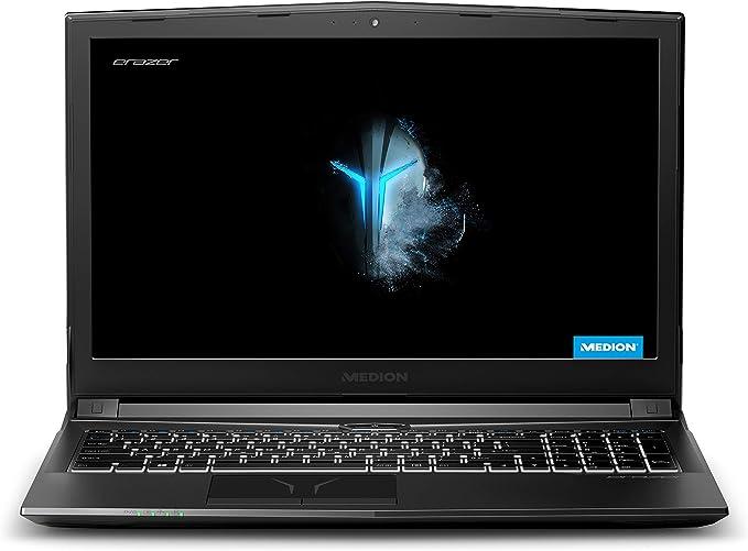 MEDION ERAZER P6705 - Ordenador portátil gaming 15.6