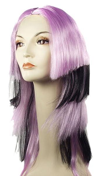 Amazon.com: Lacey Wigs Zebra Lady 8733 Black