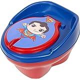 Troninho, Styll Baby, Azul/Vermelho
