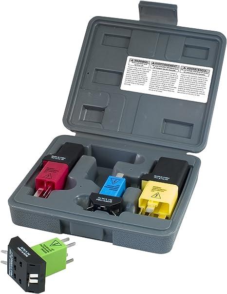 Lisle 56810 Kit de Test de Relais