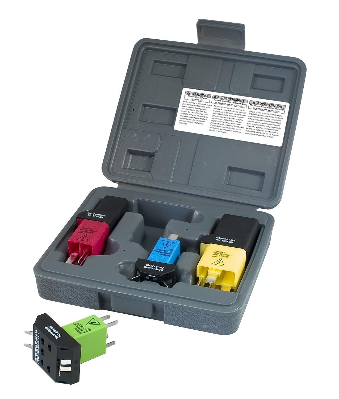 Lisle 56810 Relay Test Jumper Kit Automotive Current Check