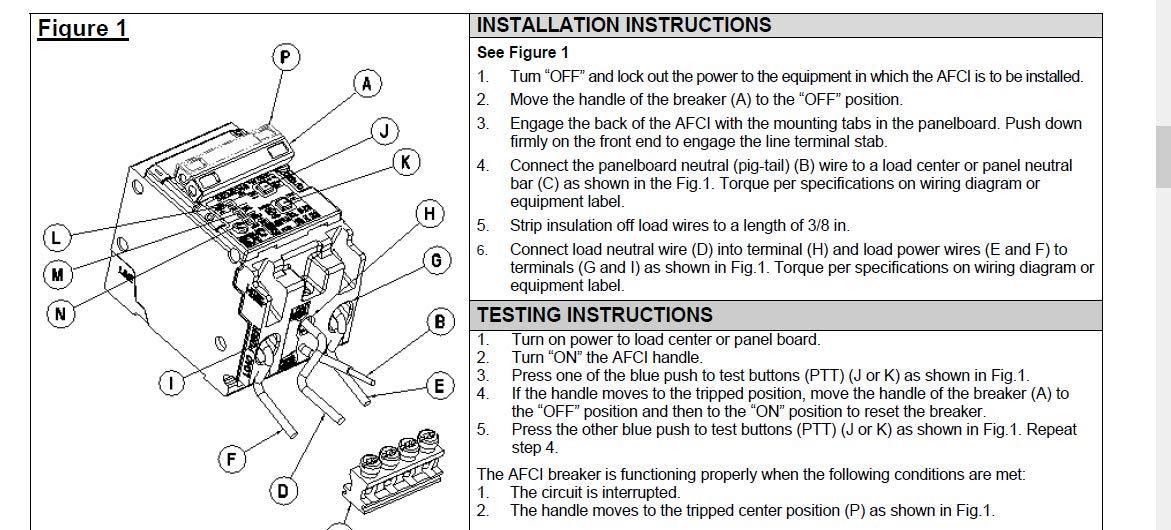 Siemens Q215AFCP 2-Pole 120-Volt combination type arc fault circuit interrupter by SIEMENS (Image #5)