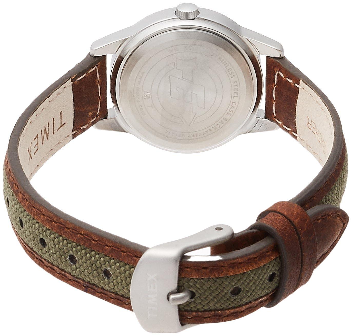 18f1a2ea96 Amazon | [タイメックス]TIMEX フィールドミニ グリーン TW4B12000 【正規輸入品】 | レディース腕時計 | 腕時計 通販