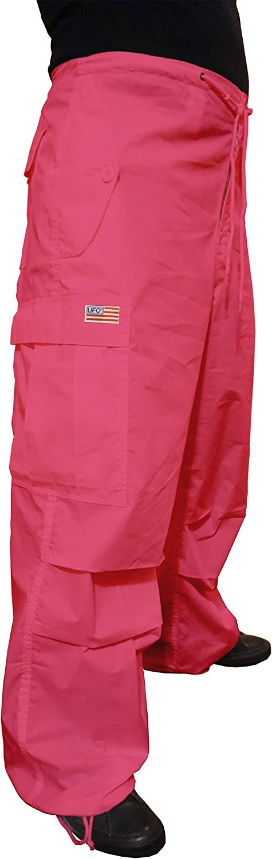UFO Classic Wind Pant Hot Pink