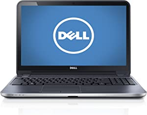Dell Inspiron 15R I15RMT-10001SLV 15.6-Inch Touchscreen Laptop (1.8 GHz Intel Core i7-4500U Processor, 8GB DDR3L, 1TB HDD, Windows 8) Moon Silver [Discontinued By Manufacturer]