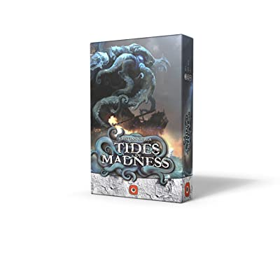 Portal Games Tides of Madness: Toys & Games