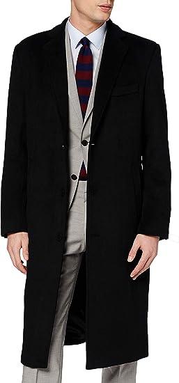 TALLA 48. The Platinum Tailor - Abrigo - para Hombre