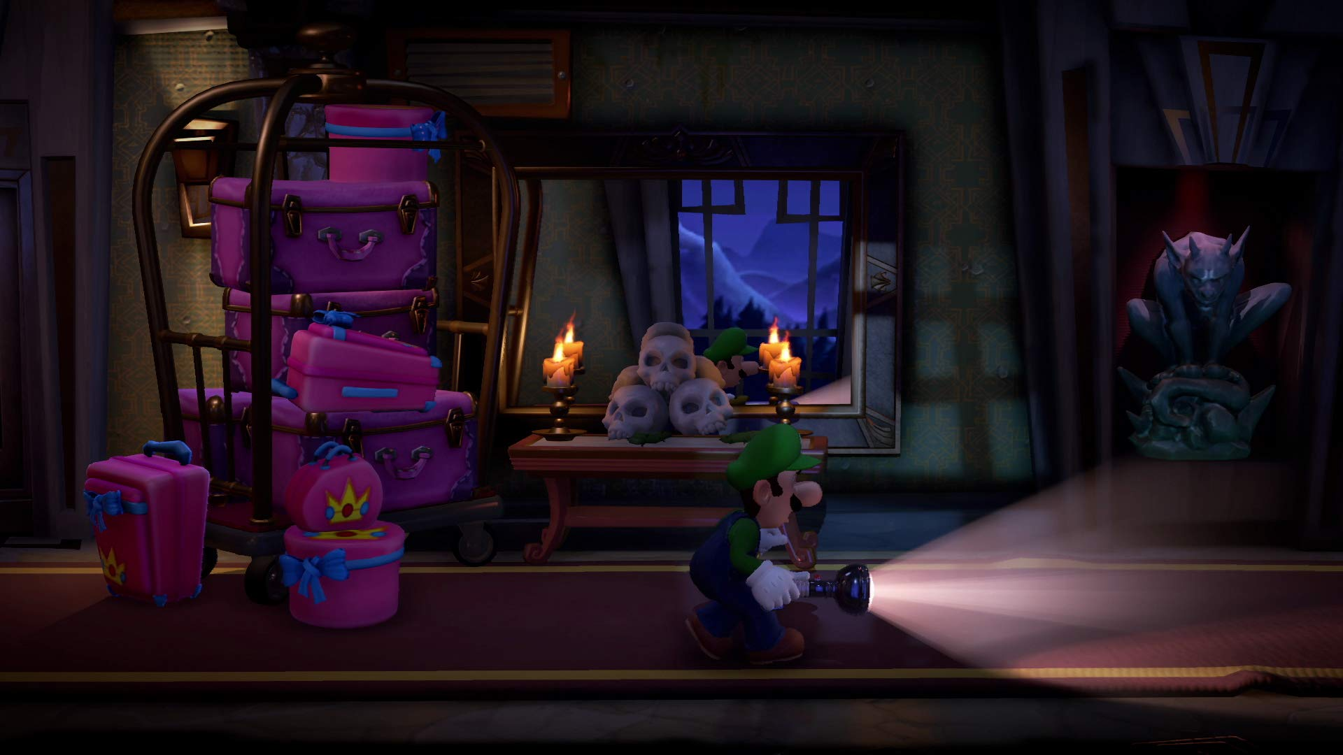 Luigi's Mansion 3 Standard Edition - Nintendo Switch by Nintendo (Image #12)