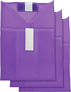 product image for Planet Wise Tint Sandwich Wrap - 3-Pack (Purple)