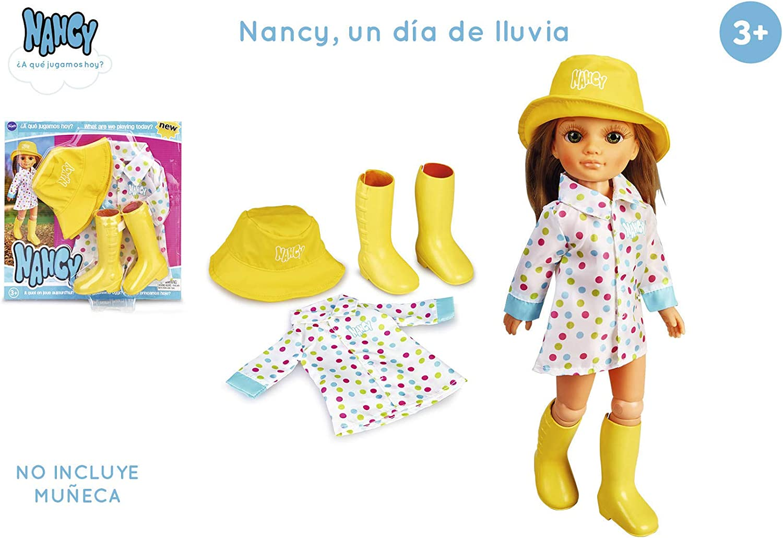 Amazon.es: Nancy - Un día de lluvia, Set de ropita para días de ...