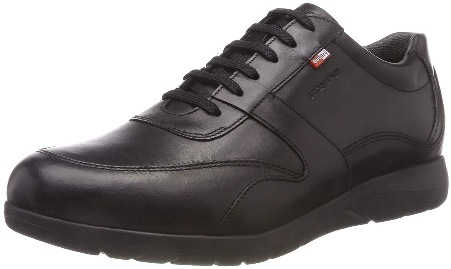 Stonefly Space Man Outdry 1 Calf Idro, Zapatos de Cordones Oxford para Hombre
