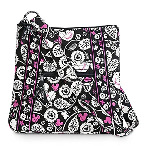 746560fba4 Disney Mickey Mouse Meets Birdie Hipster Bag by Vera Bradley  Amazon.ca   Shoes   Handbags